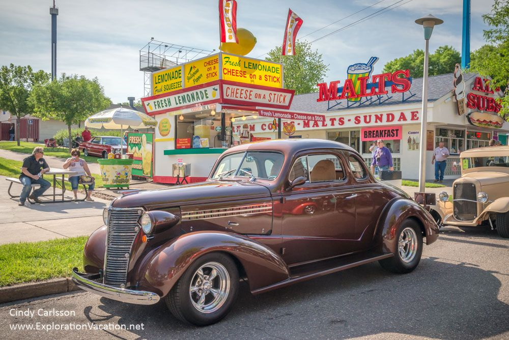 Back to the 50s in Minnesota | State fair grounds, Minnesota and 50s ...