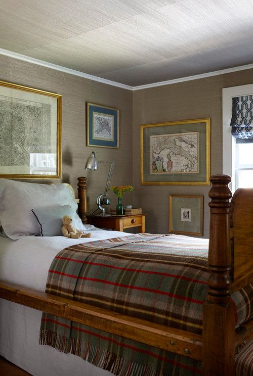 Warm and Cozy Bedrooms to Snuggle Up In - Town & Country Living