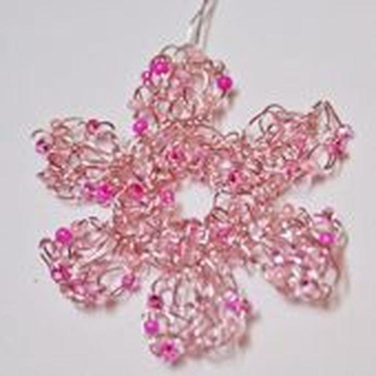 20 Free Wire Crochet Jewelry Patterns Crochet Jewelry Patterns