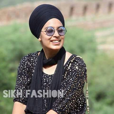 How to wear dumala sahib