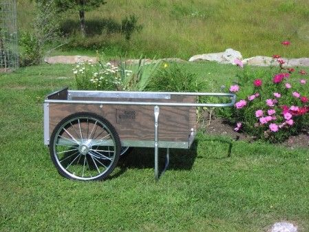 17 Best 1000 images about Garden Cart on Pinterest Gardens Garden