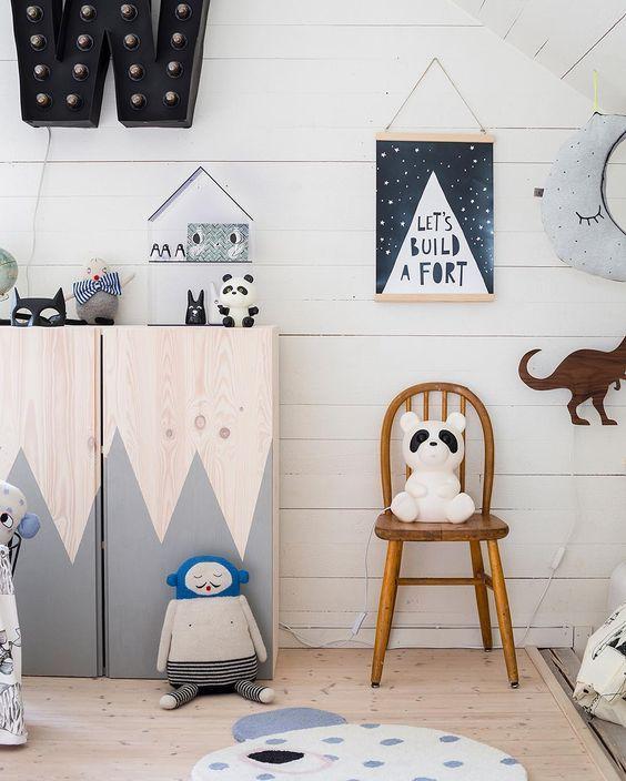 Ikea Ivar Schrank 5 ways to decorate the ikea ivar cabinet rooms kidsroom and