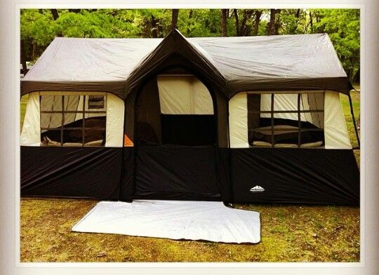 The only way to experience nature. Glamping.