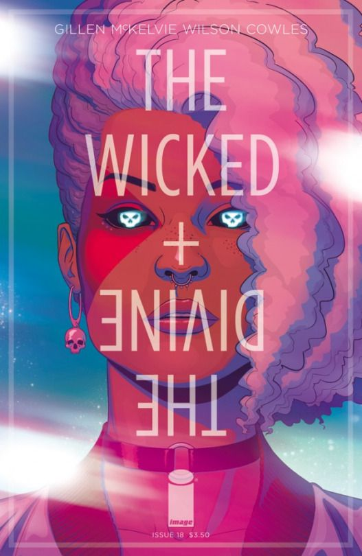 """kierongillen: """" kierongillen: """" Boom, etc. We're approaching the pre-order deadline for our return, so now is an excellent time to talk to your retailer if you want a copy. It's a good one. To quote..."""