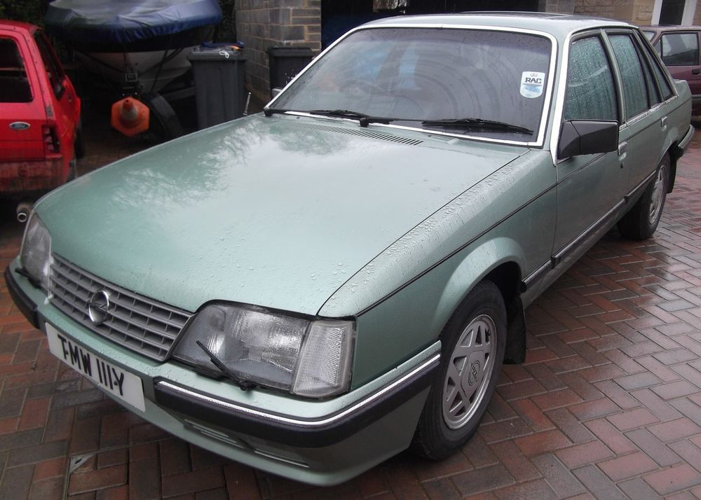 eBay: Vauxhall Senator Rare 3.0ltr Manual New MOT #classiccars #cars ...