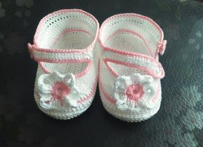 Babyschuhe #crochetponchokids