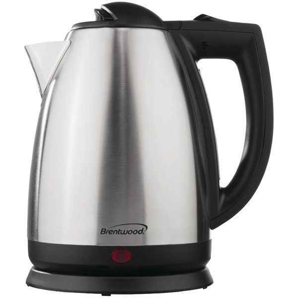 Brentwood Kt 1800 2l Stainless Steel Electric Cordless Tea Kettle Electric Tea Kettle Electric Kettle Electric Water Kettle
