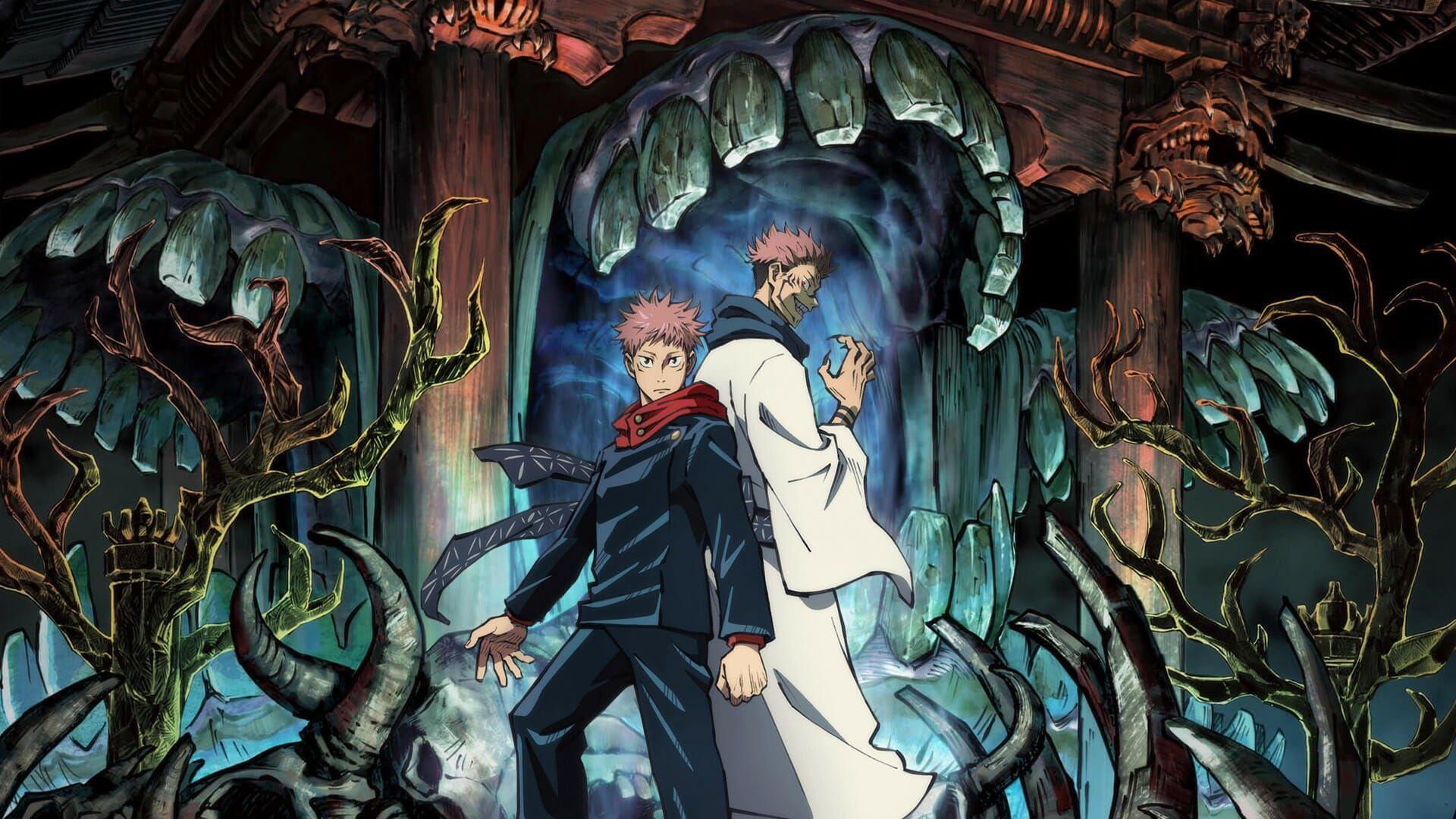 Previously On Bagogames Anime Impressions Jujutsu Kaisen Animeandmanga Animeandmangareview Crunchyroll Anime Jujutsu Crunchyroll