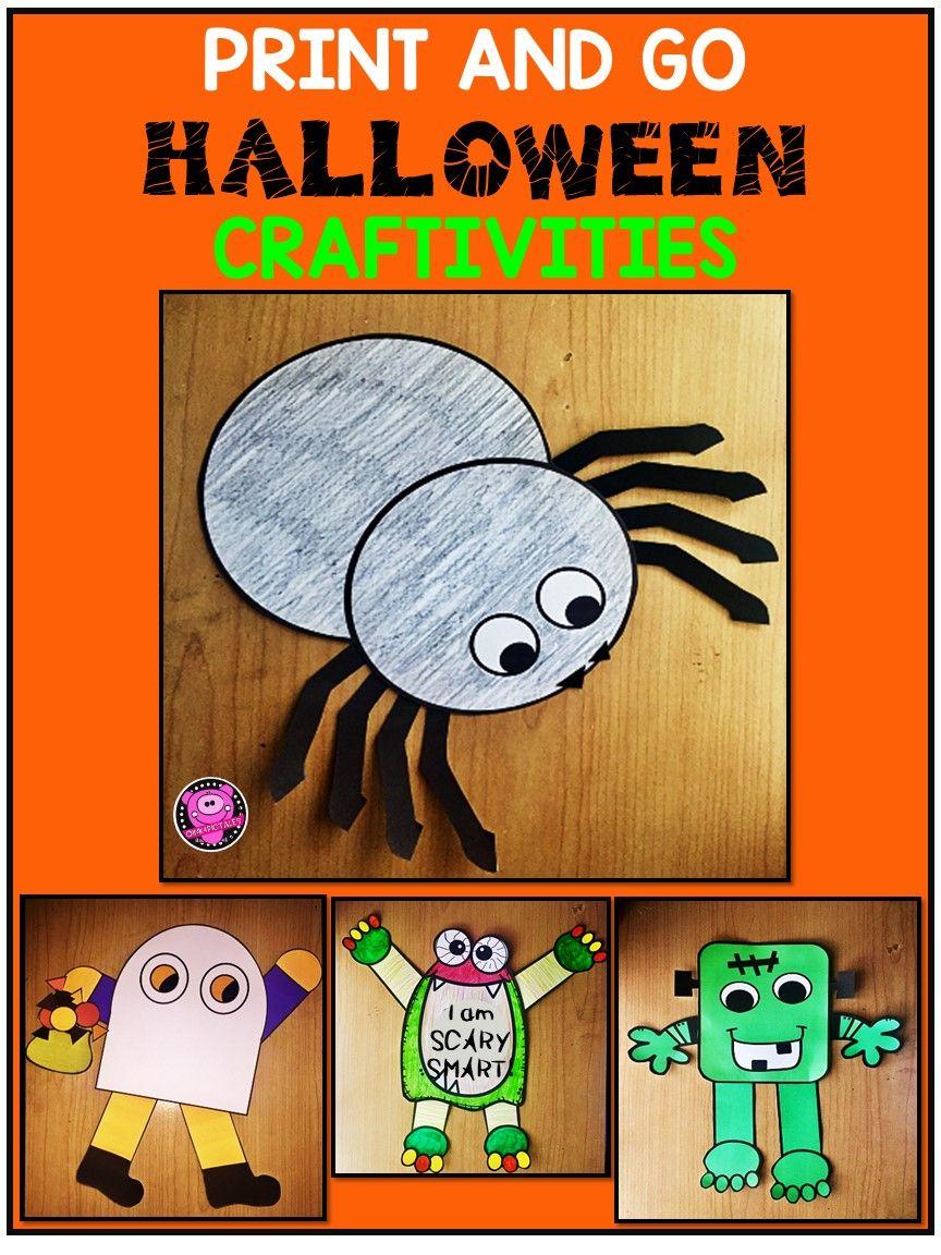 30+ Simple kindergarten halloween crafts info