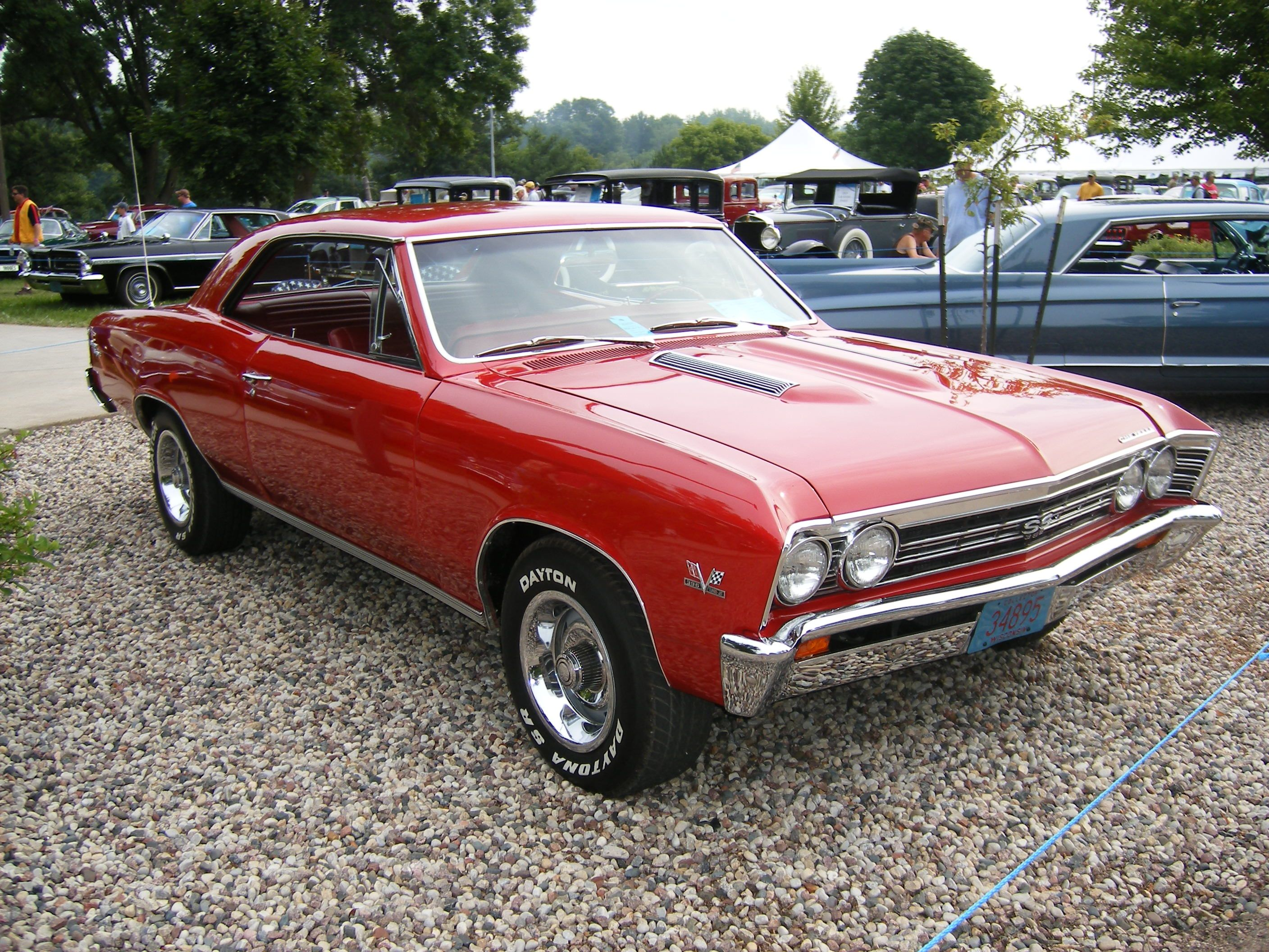 1967 Chevelle Maintenance of old vehicles: the material for new ...