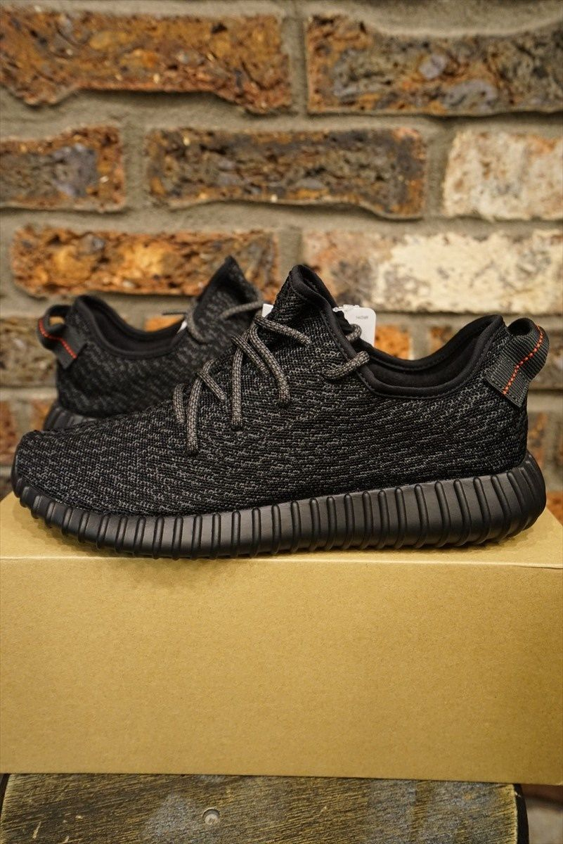 huge discount 3cc8f 6e03e Womens size the best Adidas Yeezy Boost 350 INFANT Pirate Black UA sneakers