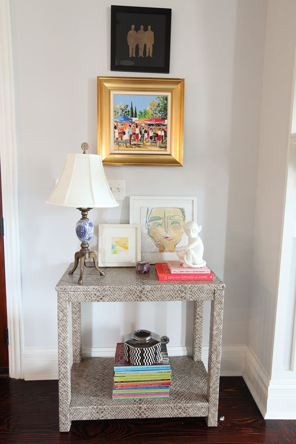 style at home: chassity of look linger love