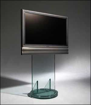 Swivel Stands For Large Screen Tvs