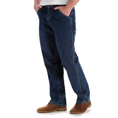 Big & Tall Lee Dungarees Flex-Waist Carpenter Jeans $49.99