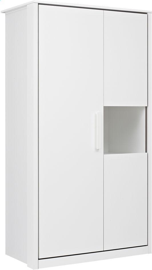 458640953fa Afbeelding van Kleerkast Basil met 3 deuren from ColliShop | Kamer ...