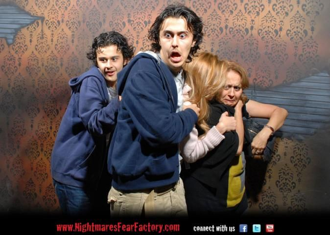 FEAR Pic for Tuesday October 25, 2011 | Nightmares Fear Factory