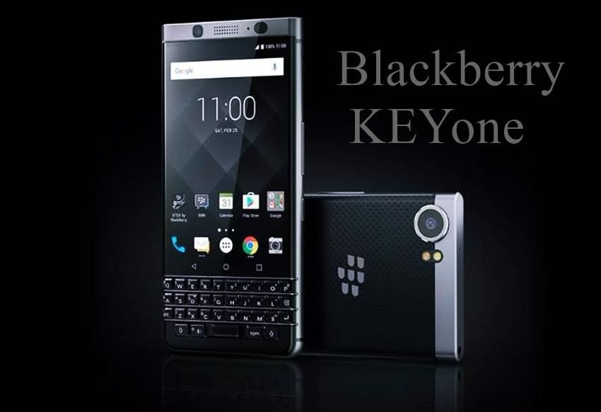 Blackberry KEYone Launched with Snapdragon 625, 3GB RAM, 32GB ROM