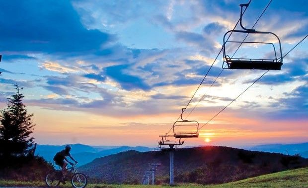 Beech Mountain, North Carolina
