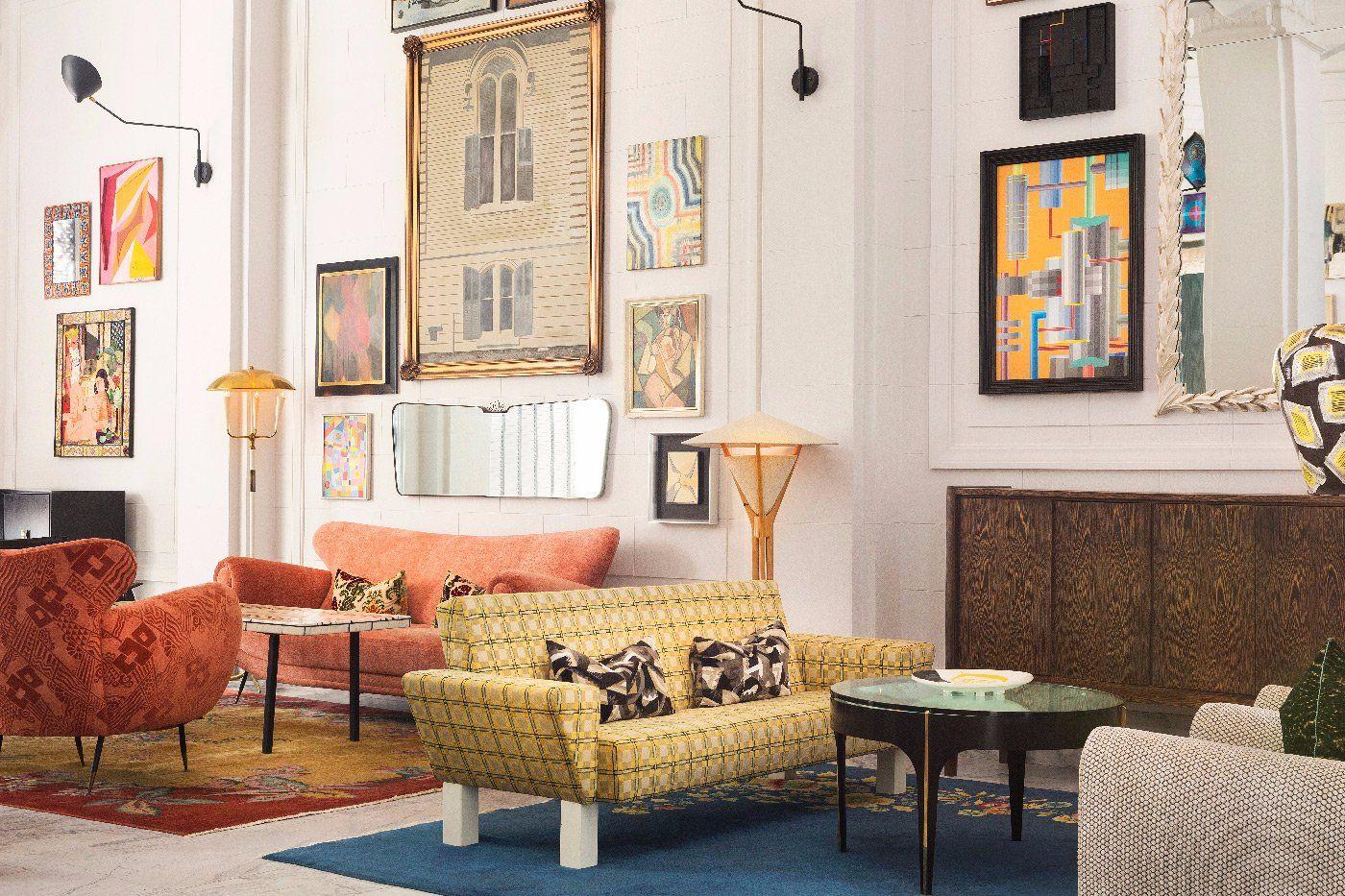 San Francisco Proper Hotel By Kelly Wearstler Luxury Home Decor Opulent Interiors Home Decor
