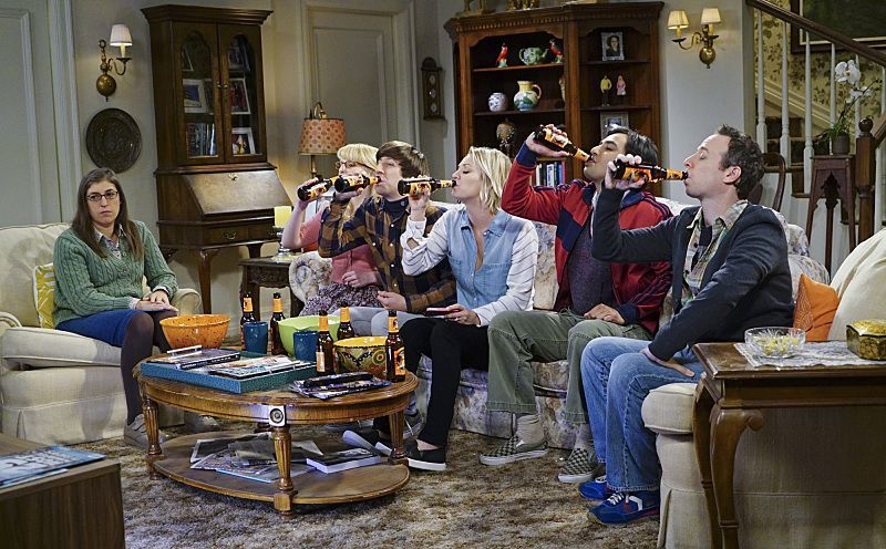THE BIG BANG THEORY Season 9 Episode 6 Photos The Helium Insufficiency