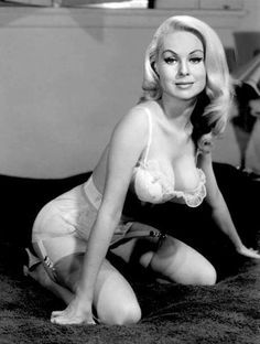 Joy Lancing - appeared in Queen Of Outer Space(1958)