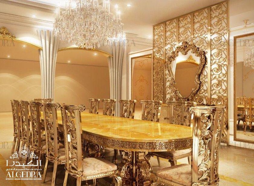 Villa Dining Room Design Photos by Algedra