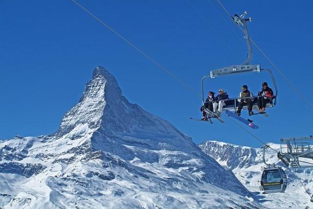 Zermatt Switzerland @ Judith Land