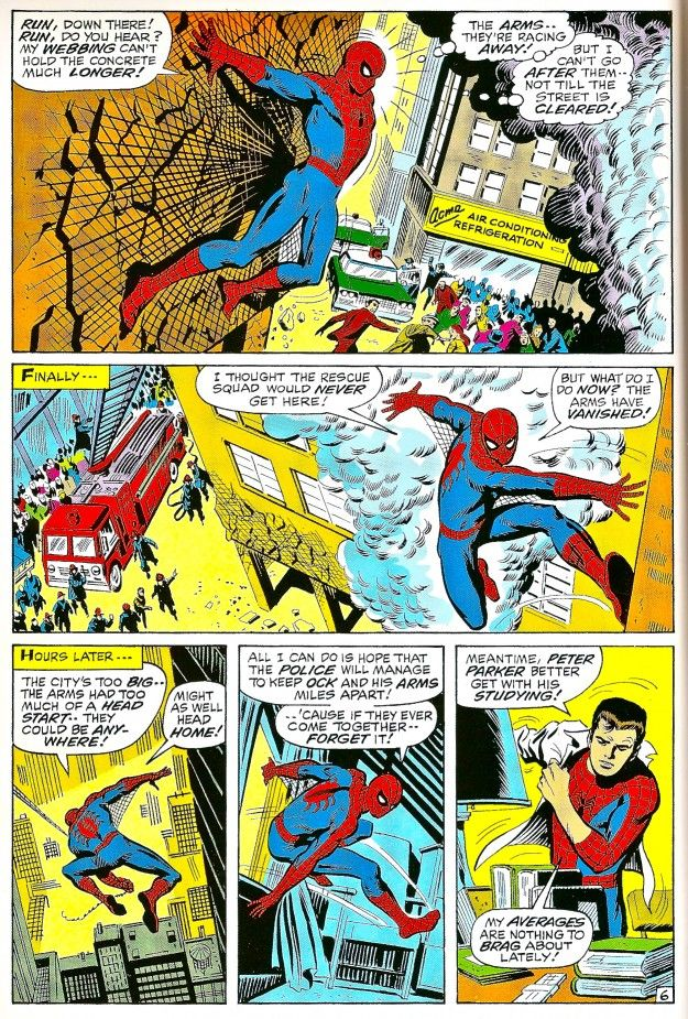 Your Wednesday Sequence 35 | John Romita