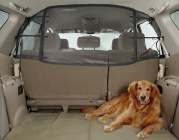 Car Dog Guards Boot Mats Cages Seat