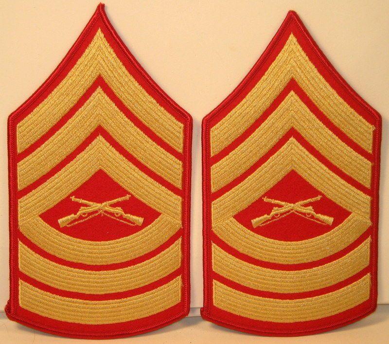 marines master sergeant