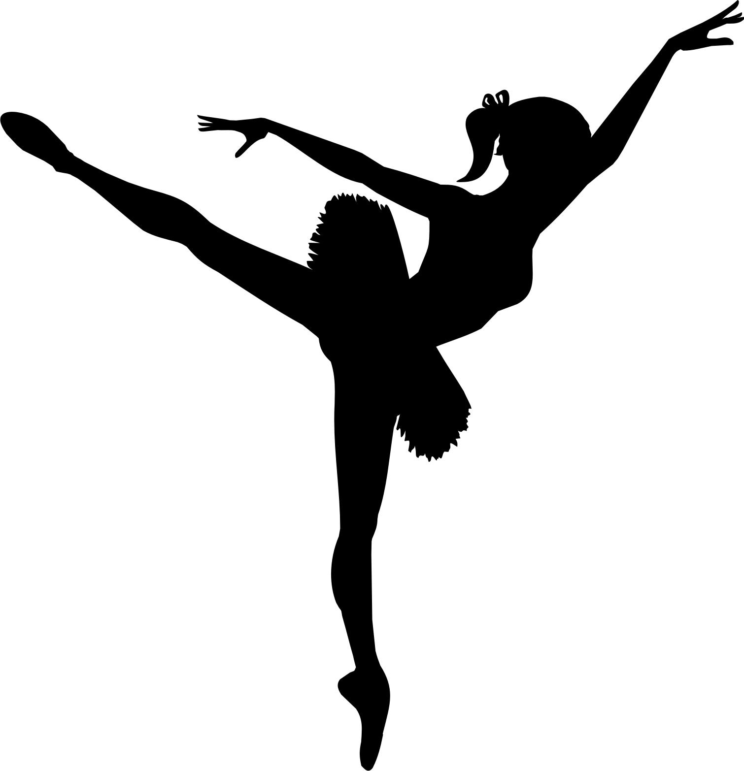 картинка балерина черно белая картинка объективе несколько