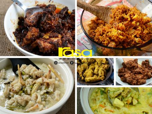 7 Resipi Masakan Jawa Sedap Menambat Selera. Biasa Dihidangkan Pada Hari Raya. | Recipes, Food