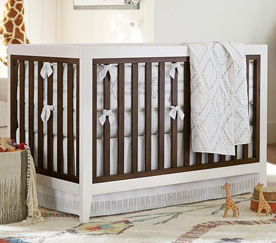 Jordan Crib Pottery Barn Kids Cribs Pottery Barn Crib