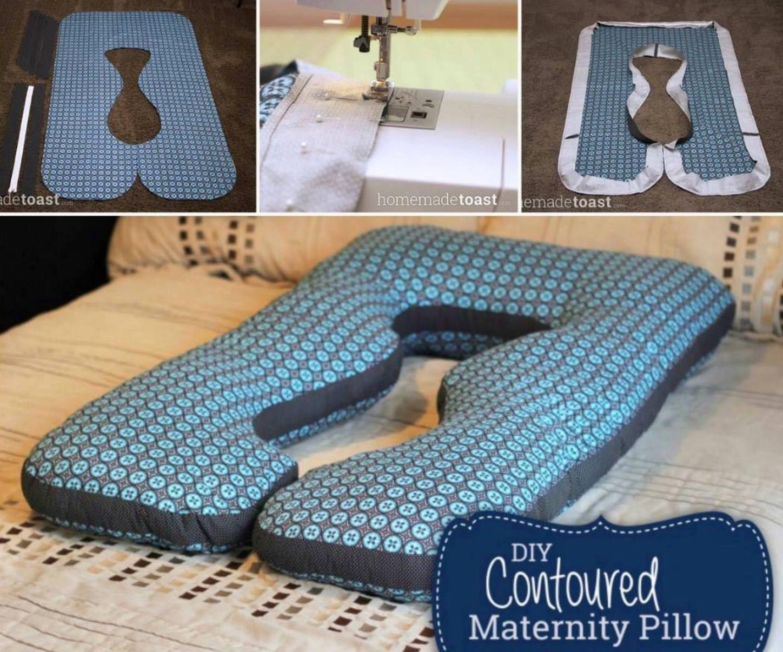 DIY Body Pillow Contours To Your Shape & DIY Body Pillow Contours To Your Shape | Pillows Bodies and Craft pillowsntoast.com
