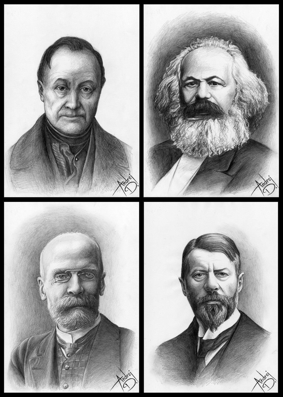 FOUNDERS OF SOCIOLOGY EPUB