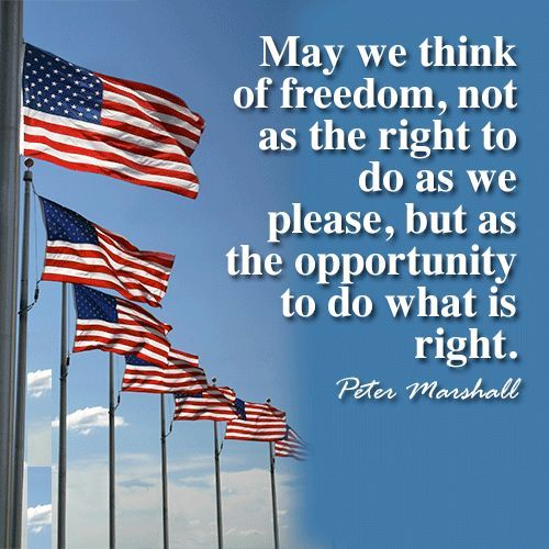 Independence Day USA Fourth (4th) of July 2016 Quotes