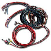 Your marine electrical boat wiring harness arrives ready to ... on marine wiring accessories, mercury marine wire harness, marine starter wiring,