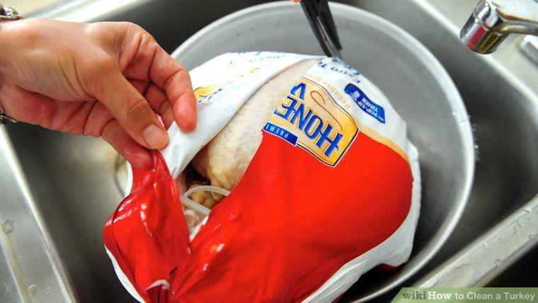 how to clean a wild turkey gizzard