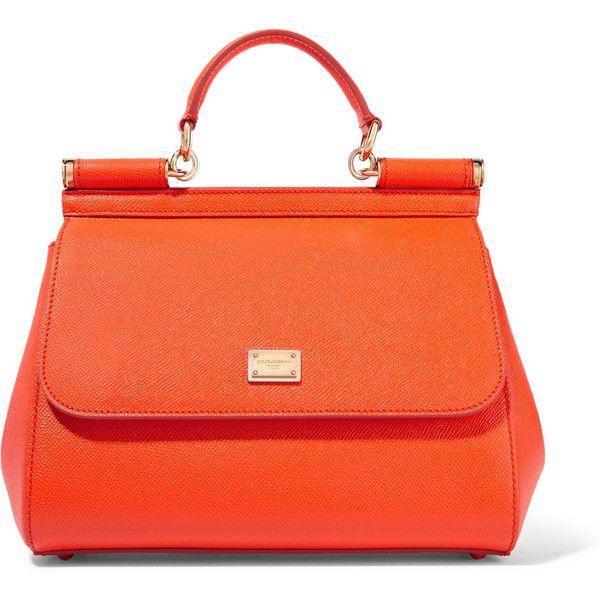 Dolce & Gabbana Fourre-tout Sicile - Jaune Et Orange De Nombreux Types De Vente Trouver Grand Vente Boutique Pour Avec Paypal Bas Prix xvE4i