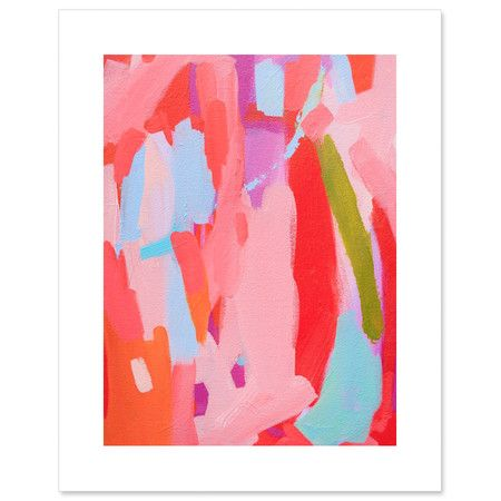 Bring painterly appeal to the walls of your den or living room with ...