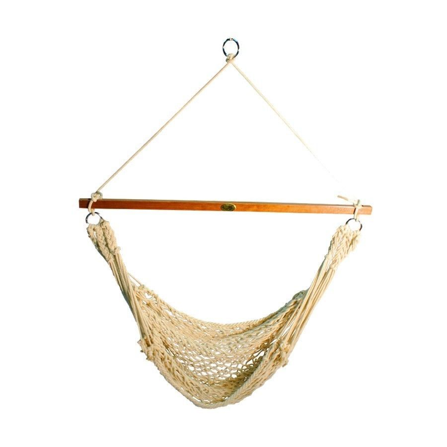 Swing In The Breeze With Your Single Point Rope Hammock Chair