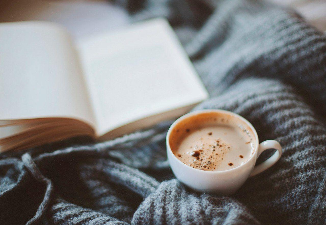 картинки на аву с кофе и плед часть