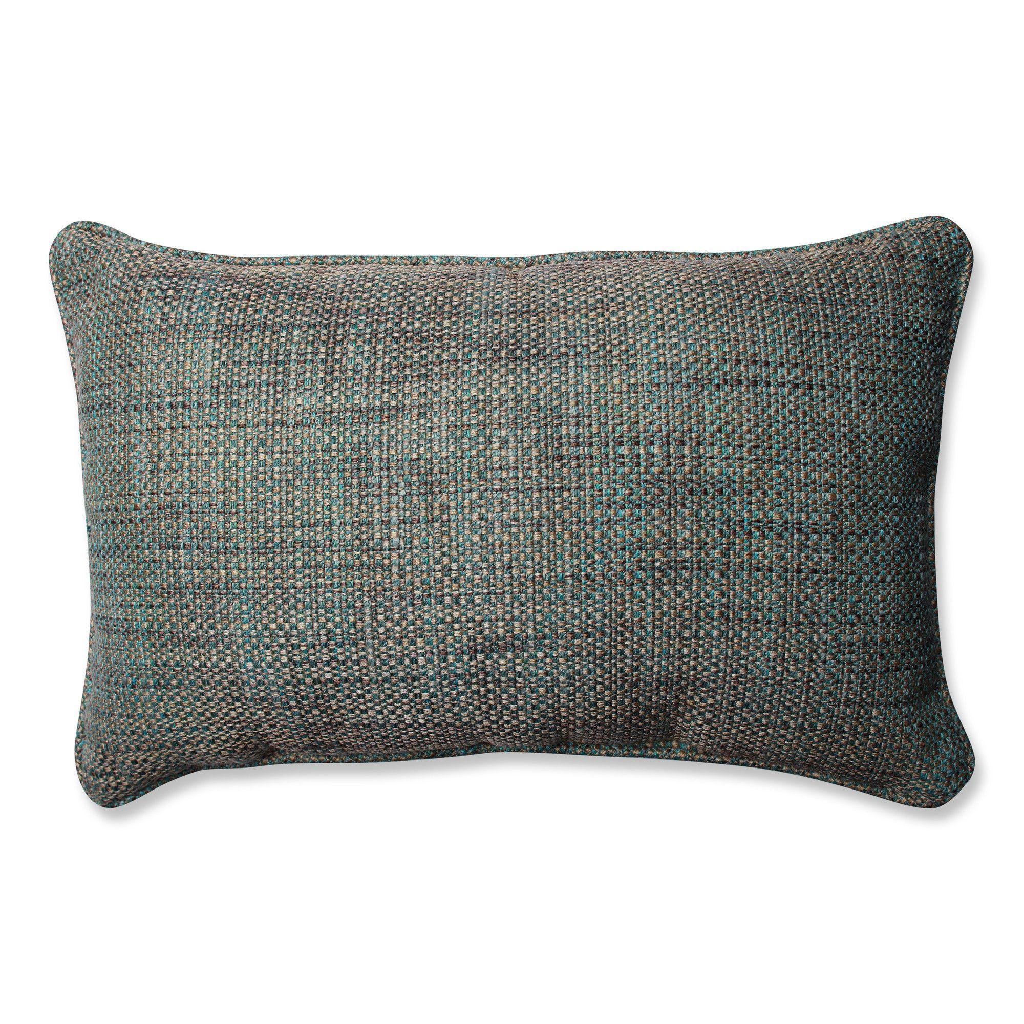 Tweak Mineral Throw Pillow