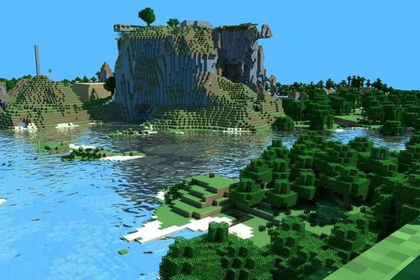 Minecraft Wallpaper Hd Download Free Awesome Hd Backgrounds For Desktop Mobile Laptop In Any Res In 2021 Minecraft Wallpaper Landscape Wallpaper Android Wallpaper