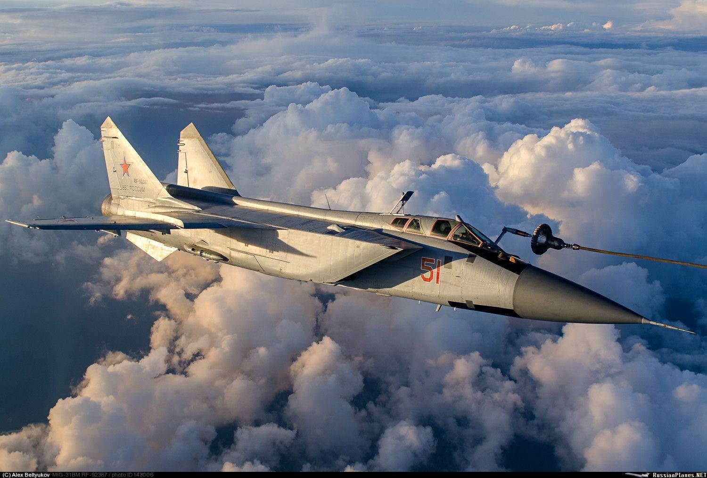 Фото российских самолетов в высоком качестве