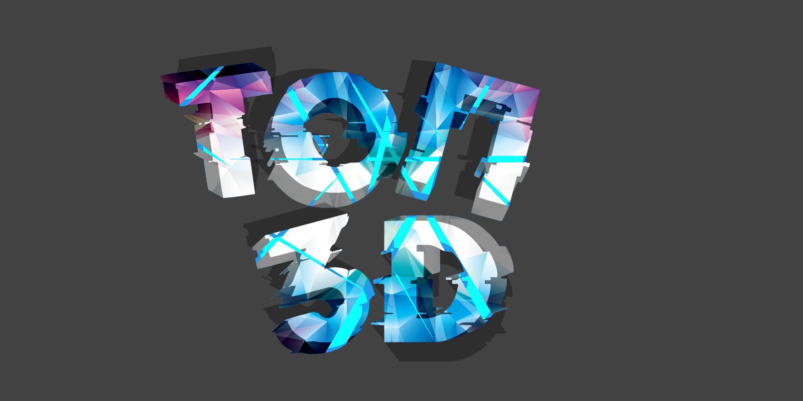 Online cool text maker text 3d font logodesign (с