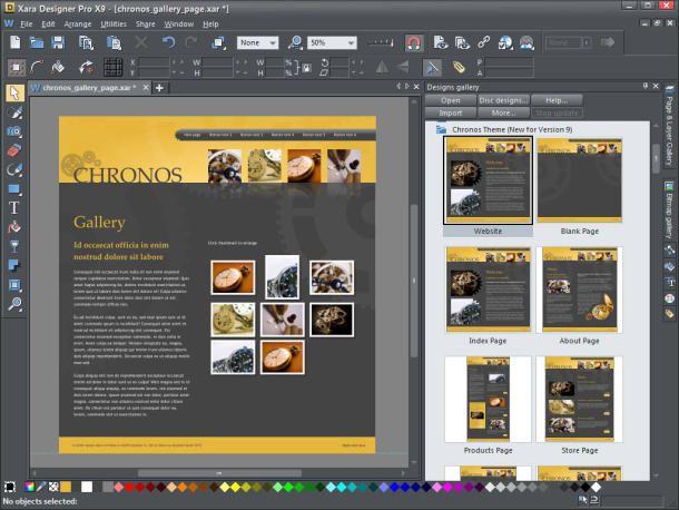 Dislike Adobe Subscriptions Xara Updates Its Design Suite Design Suites Web Design Design