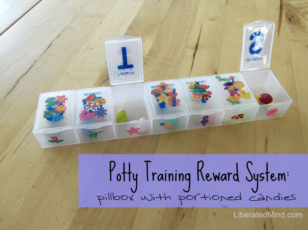 rewards for toilet training