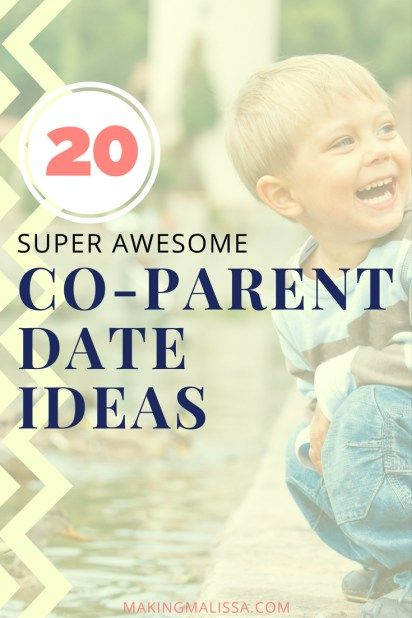 co parenting dating