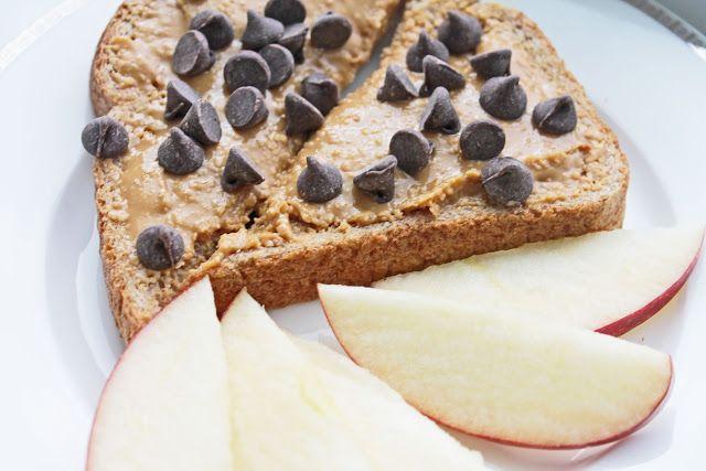 Easy Healthy Breakfast Recipe: All-Natural Peanut Butter